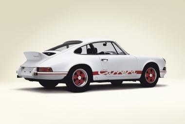 Porsche 911 Carrera RS 2.7: 40 Aniversario