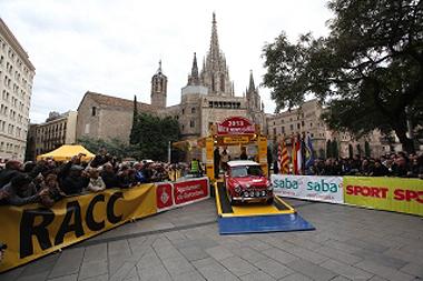 Rallye Monte Carlo Histórique: 17 Edición