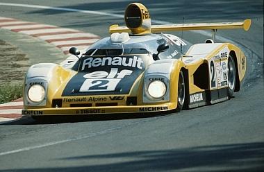 Renault A442 V6 / 24 Horas Le Mans