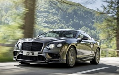 Bentley Continental Supersports 2017