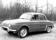 Coches Clásicos Populares . Renault Dauphine