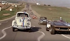 Star Cars: Herbie, VW escarabajo, coches clásicos