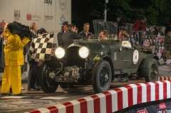 Coches Clásicos Blower Bentley  4  1/2 Mille Miglia